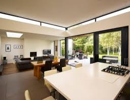 House Extension Rathfarnham Dublin Modern Family  Games - Family room dublin