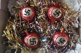 outrage after wartime baubles go on sale