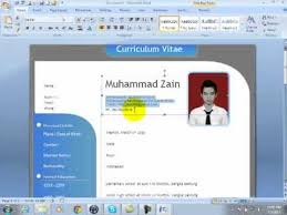 download how to do a resume on microsoft word
