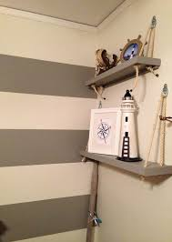 best 25 nautical shelving ideas on pinterest pallet shelf nautical