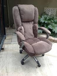 Serta Office Chair Review Serta Executive Office Chair Microfiber Light Beige 43670 A