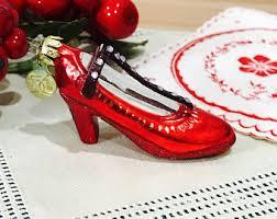 ruby slippers etsy
