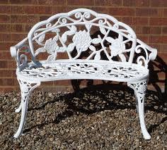 Antique Wrought Iron Patio Furniture by White Wrought Iron Patio Furniture Excellent White Wrought Iron