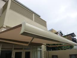 Shade Awnings Melbourne Retractable Folding Arm Awnings Automatic Blinds Lifestyle