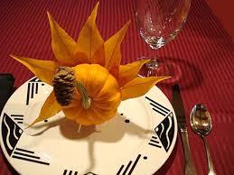 thanksgiving turkey place setting ziggity zoom