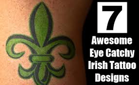 7 awesome eye catchy irish tattoo designs style presso