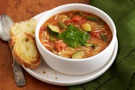 Italian Soup by Italian Vegetable Soup With Cheese Bread Joy Of Kosher