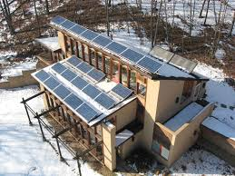 solar home design this north carolina home gets most of its