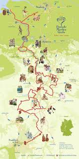 places and regions welcome to the german fairy tale route