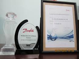 đại lý cấp 1 danfoss chứng nhận nhà phân phối danfoss số 1 vn
