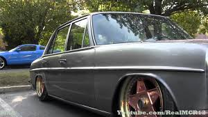 mercedes classic modified 1960 u0027s mercedes benz w115 youtube