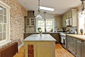 two tone cabinets in kitchen traditional trades period kitchen cabinets old house