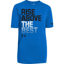 Under Armour Kids Clothes Under Armour Boys U0027 Rise Above The Best Tee