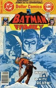 batman of the family the batman family volume comic vine