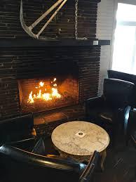 cozy fireside dining in anne arundel county