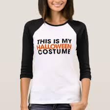 Halloween Costume Shirt Costume Shirts U0026 Shirt Designs Zazzle