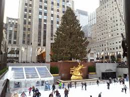 Where Is The Christmas Tree In New York City Our Guide To Christmas In New York City U2022 Ahoy New York Food Tours