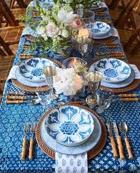 Pictures Of Table Settings Best 25 Blue Table Settings Ideas On Pinterest Blue Tables