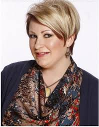 short hairstyles for women over 40 plus size haircuts for plus size women with round face hair cut within