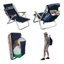 backpack beach chair home