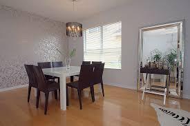 art deco dining room with chandelier u0026 laminate floors zillow