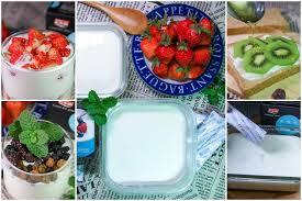 cuisine wok l馮umes 免優格機 10秒快速製作優格 無糖酸度滑口滋味超愛 跟著尼力吃喝玩樂