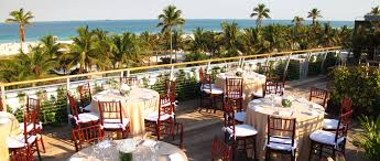 weddings in miami oceanfront weddings in south the betsy hotel