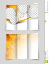tri fold brochure template design stock vector image 44141693