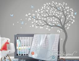 Wall Decals For Nursery Tree Wall Decal Nursery Large Tree Wall Decal Wall Mural