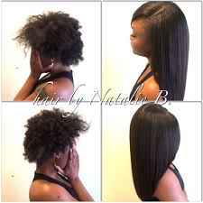 natural hair no problem flawless sew in hair weaves by natalie