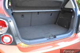 nissan micra luggage space 2014 holden barina rs boot space forcegt com