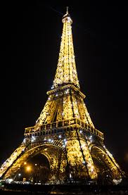 paris and the eiffel tower at night travel lace and grace blog