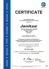 quality management and certification