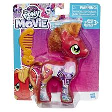 amazon com my little pony the movie all about big macintosh toys