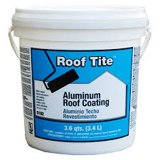 Foundation Sealer Lowes by Roof Amazing Aluminum Roof Coating Lowes Roof Tite 3 6 Quart S