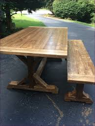 Second Hand Farmhouse Kitchen Tables - outdoor ideas farm table dining table farmhouse table kit used