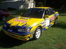 subaru sumo for sale liberty legacy rs turbo 1989 replica possum bourne rally car in nsw
