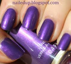 revlon colorstay amethyst gorgeous medium purple with microshimmer