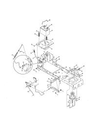 craftsman tractor parts model 247288842 sears partsdirect