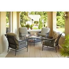 Hampton Bay Wicker Patio Furniture  Vecinosdepazcom - Outdoor white wicker furniture