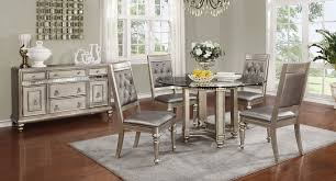 Coaster Dining Room Sets Danette Round Dining Room Set Coaster Furniture Furniture Cart