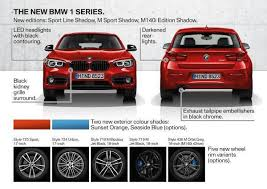 bmw one series india bmw 1 series bmw 1 series and 2 series models revealed
