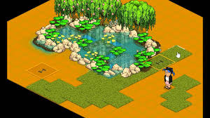 habbo tutorial cute pond youtube