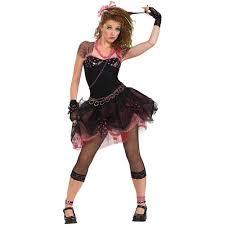 Walmart Size Halloween Costumes 80s Diva Halloween Costume Walmart