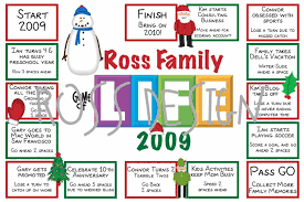 free christmas newsletter templates christmas letter templates