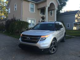 Ford Explorer Ecoboost - 2014 ford explorer sport 3 5l awd ecoboost buds auto used cars