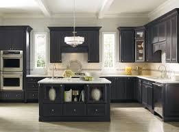 kitchen cabinets white on top dark on bottom kitchen decoration