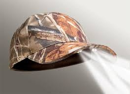 powercap 25 10 camo blaze led lighted hats max4
