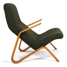 Knoll Rocking Chair Grasshopper Chair And Ottoman By Eero Saarinen For Knoll For Sale
