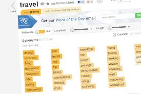 travel synonyms images How to keyword research go for wa jpg